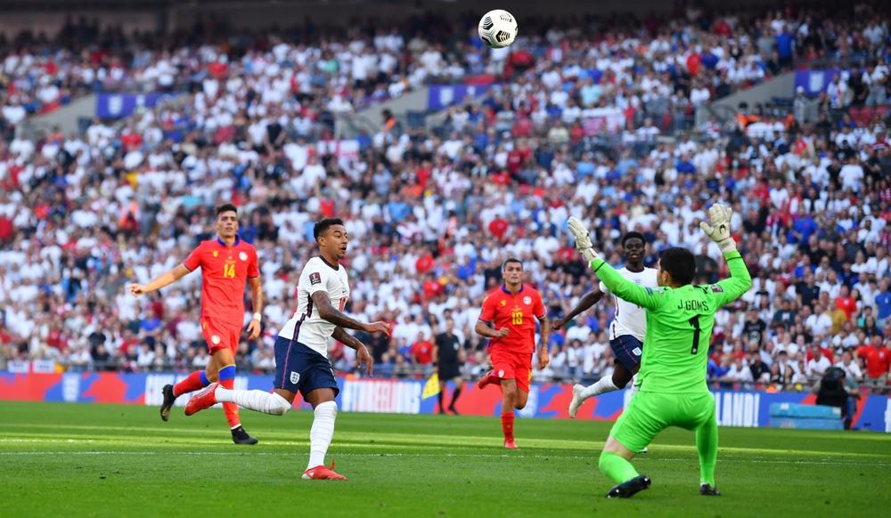 Lingard gây sốt với màn trình diễn 10 điểm và pha ăn mừng như Ronaldo - Ảnh 5.