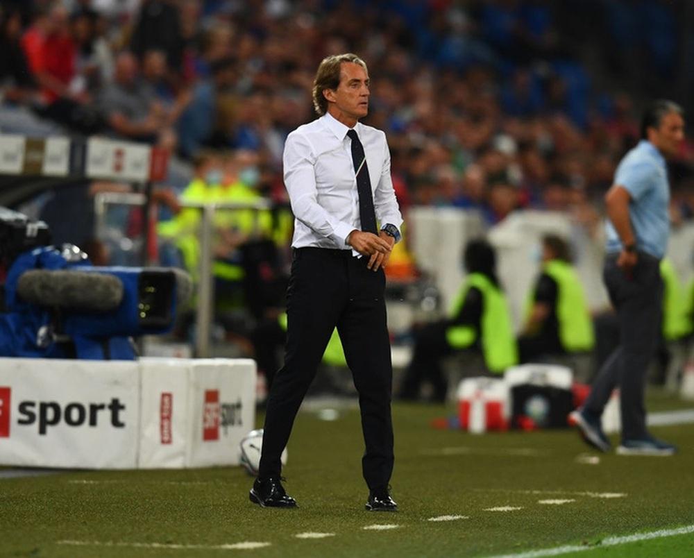 Jorginho đá hỏng 11m, Italy hoà Thuỵ Sĩ trong trận cầu không bàn thắng - Ảnh 10.