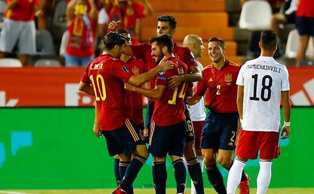 Tây Ban Nha 4-0 Gruzia: Chiến thắng giải tỏa