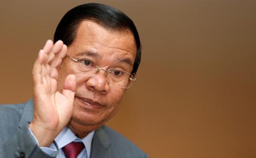Cái kết của người làm chuyện động trời, bị ông Hun Sen nắn gân trực tiếp giữa bàn dân thiên hạ
