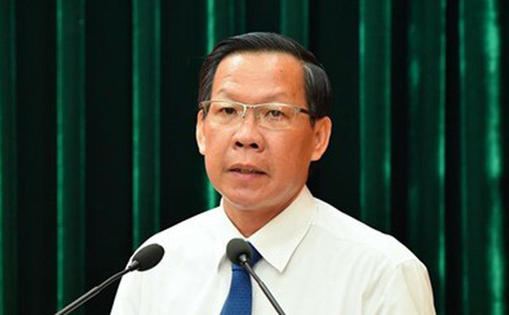Chủ tịch TP.HCM lên sóng livestream trả lời về nới lỏng giãn cách sau ngày 15/9