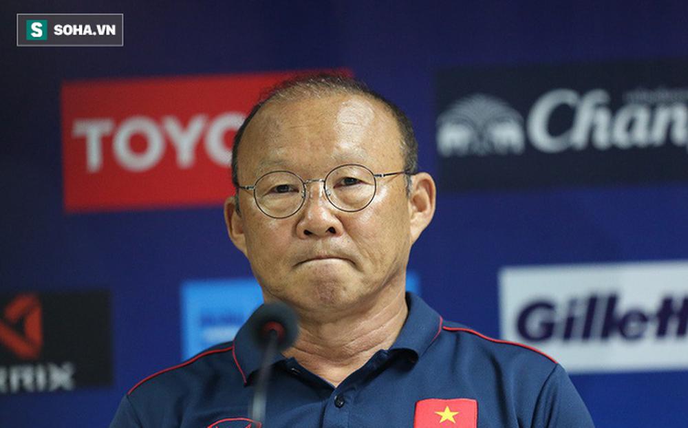 TRỰC TIẾP Họp báo trận Việt Nam vs Australia: Thầy Park lý giải nguyên nhân Việt Nam bị phạt penalty nhiều