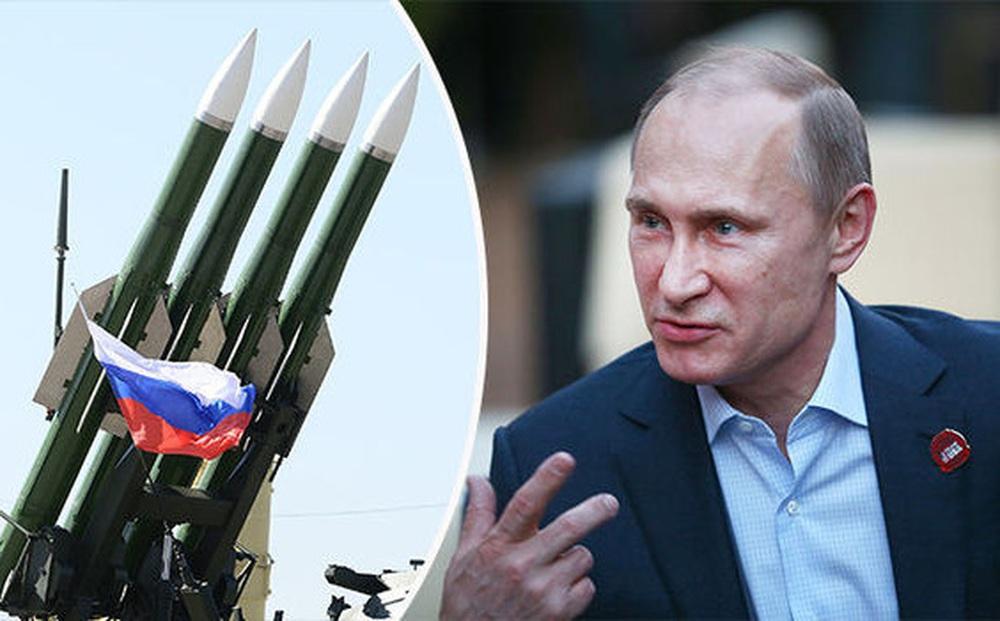 """Mỹ sẽ nếm """"ngón đòn"""" chớp nhoáng của Nga: TT Putin nổi giận đùng đùng, Ukraine lãnh đủ!"""