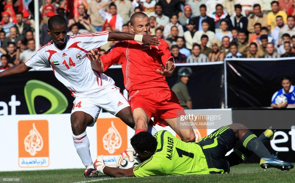 Lịch sử đối đầu Syria vs UAE: Cú