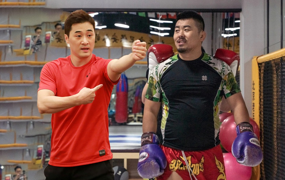 Lý Tiểu Long Hàn Quốc chính thức công bố thời gian diễn ra trận đấu với Từ Hiểu Đông - Ảnh 3.