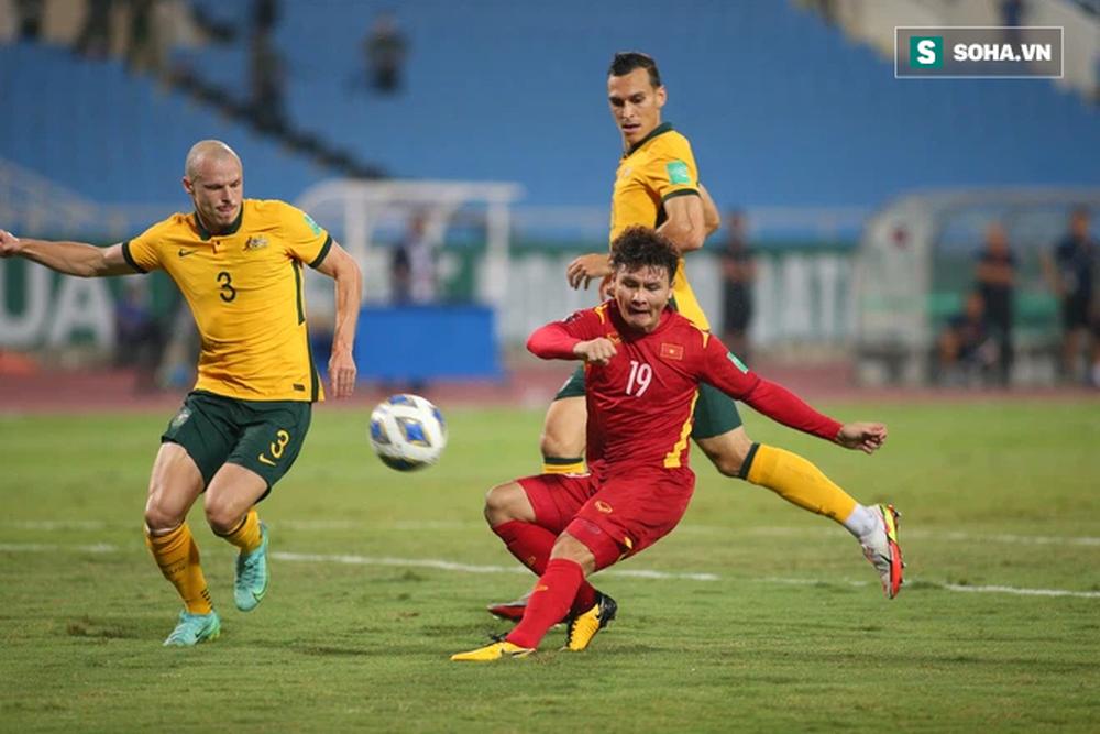 Kết quả Việt Nam vs Australia: Vô duyên với VAR, tuyển Việt Nam gục ngã cực kỳ đáng tiếc trên sân Mỹ Đình - Ảnh 2.