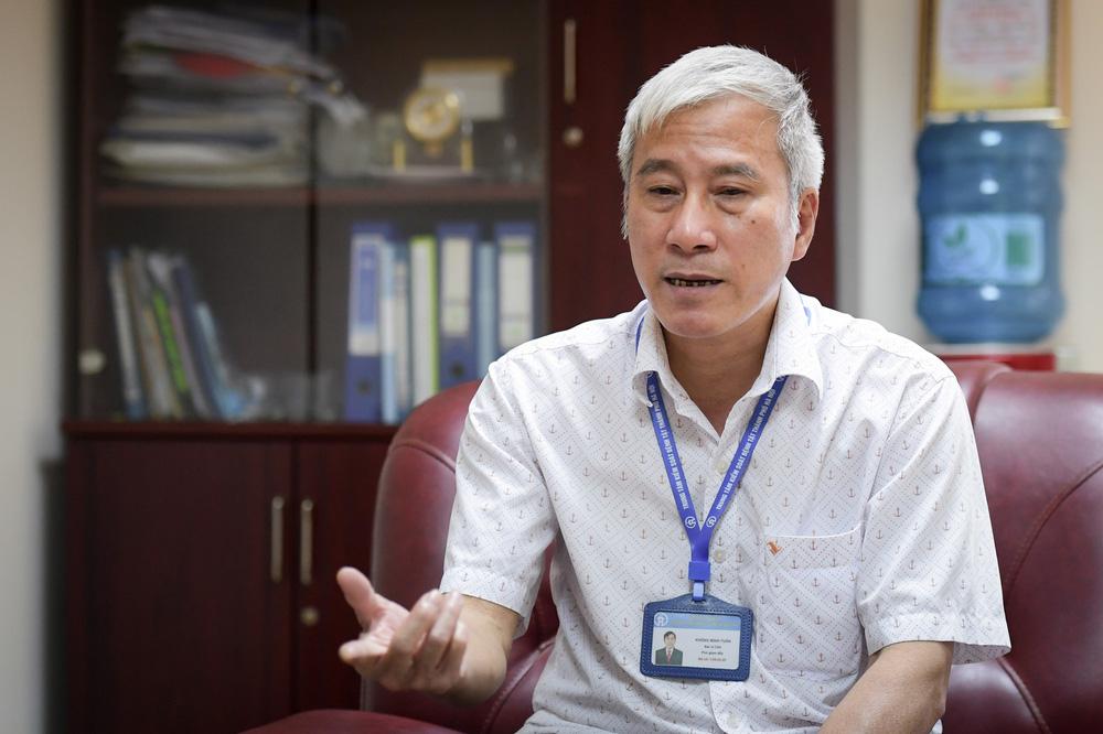 Phó Giám đốc CDC Hà Nội: 55% người sử dụng smartphone ở Hà Nội vẫn ra đường, như thế chưa có tý gì gọi là giãn cách! - Ảnh 1.
