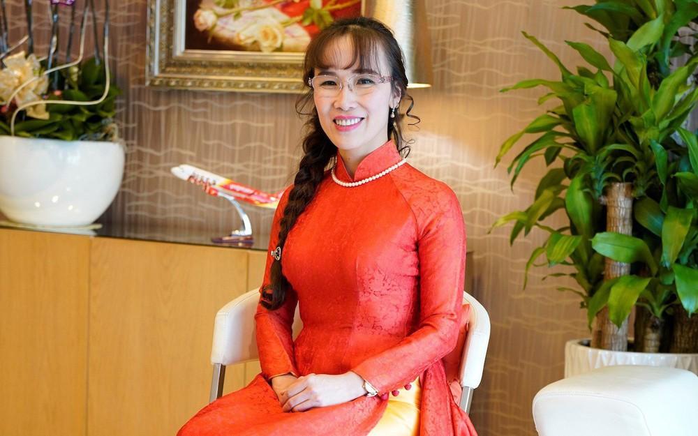 Tỷ phú Nguyễn Thị Phương Thảo và những cuộc lấn sân bất ngờ: Từ hàng không đến điện và dầu khí - Ảnh 1.