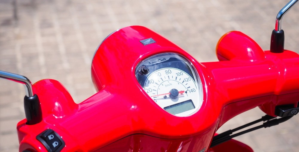 Ra mắt xe máy Super Cub phá đảo tiết kiệm xăng, uống 1,4 lít/100km, giá cực thơm - Ảnh 4.