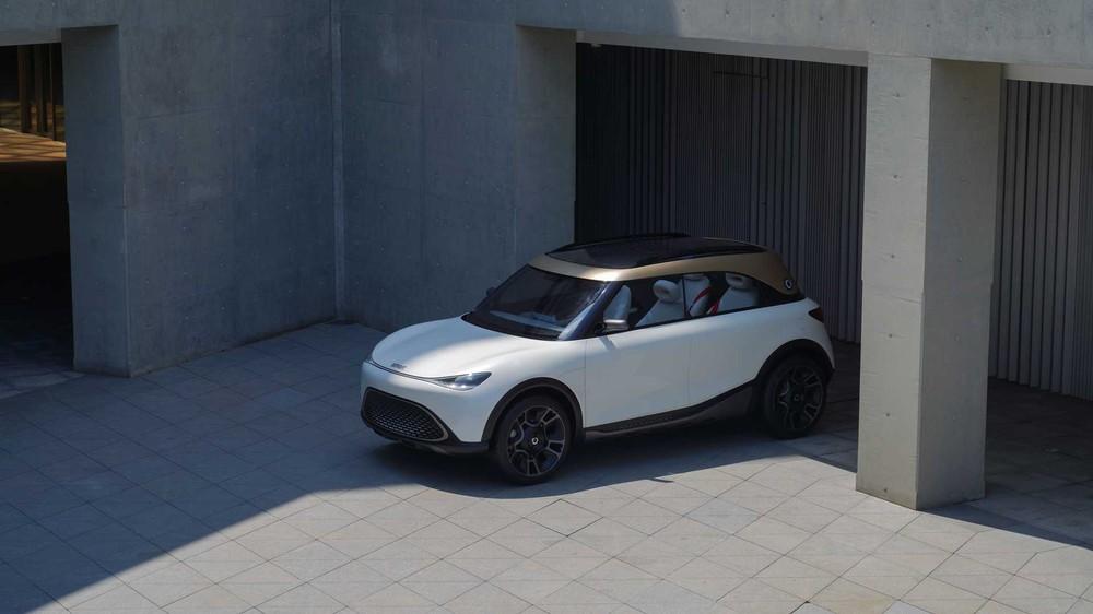Chiêm ngưỡng mẫu xe ô tô lạ chưa từng thấy, vừa nhìn đã thấy mê mẩn - Ảnh 2.