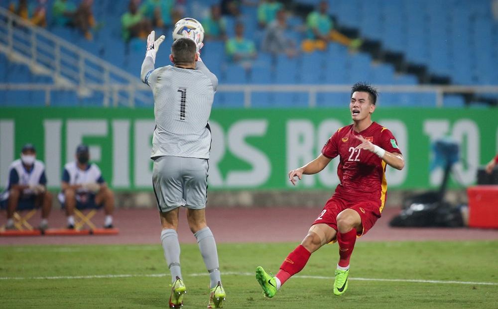Kết quả Việt Nam vs Australia: