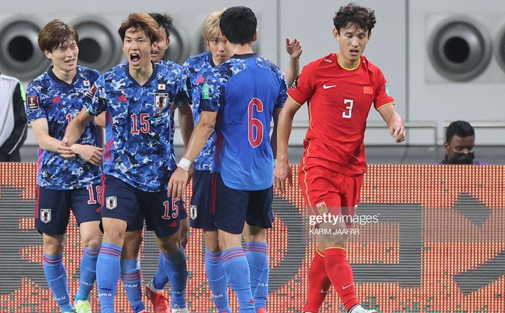"""Kết quả Trung Quốc vs Nhật Bản: """"Dựng xe buýt"""", Trung Quốc vẫn gục ngã trước Nhật Bản, đầy lo lắng chờ đối đầu tuyển Việt Nam - Ảnh 3."""