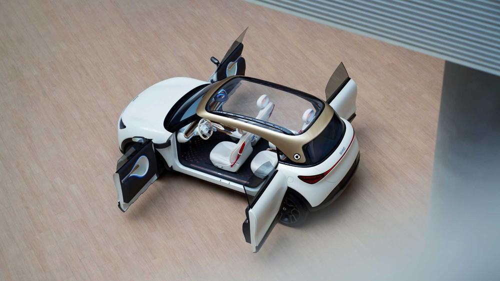 Chiêm ngưỡng mẫu xe ô tô lạ chưa từng thấy, vừa nhìn đã thấy mê mẩn - Ảnh 5.