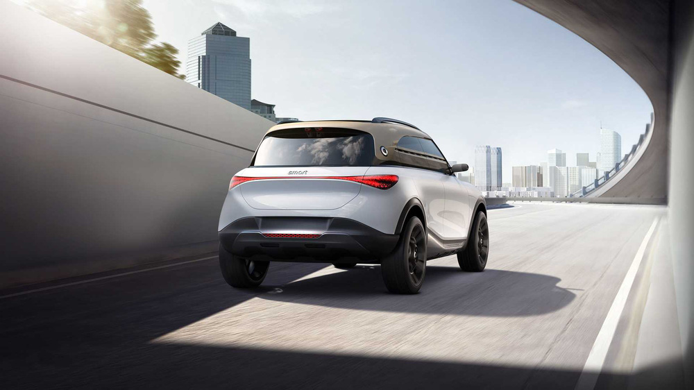 Chiêm ngưỡng mẫu xe ô tô lạ chưa từng thấy, vừa nhìn đã thấy mê mẩn - Ảnh 3.