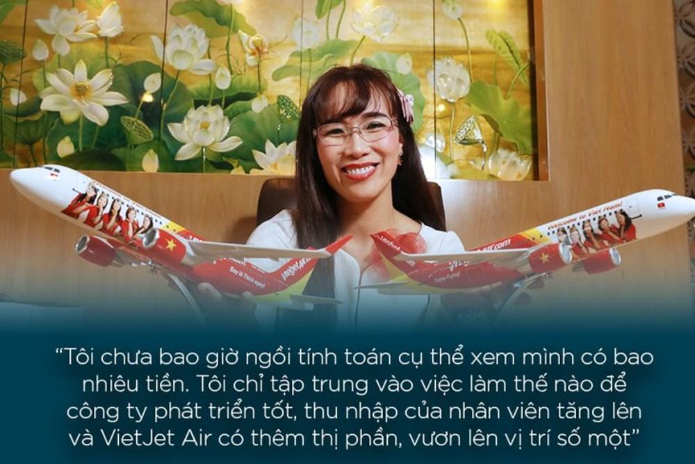 Tỷ phú Nguyễn Thị Phương Thảo và những cuộc lấn sân bất ngờ: Từ hàng không đến điện và dầu khí - Ảnh 3.