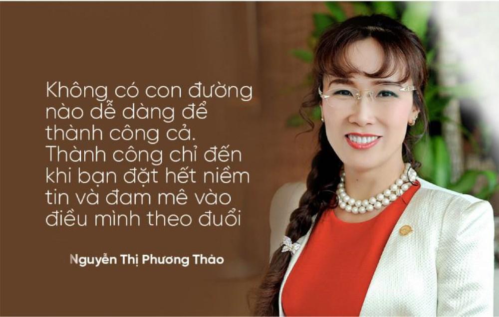 Tỷ phú Nguyễn Thị Phương Thảo và những cuộc lấn sân bất ngờ: Từ hàng không đến điện và dầu khí - Ảnh 2.