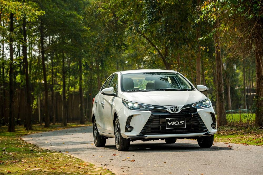 Soi mức độ ăn xăng của Toyota Vios, Hyundai Accent, Honda City - Có một điểm hết sức ngạc nhiên! - Ảnh 2.