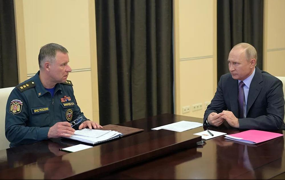 NÓNG: Đại tướng - Bộ trưởng Bộ Các tình trạng khẩn cấp Nga hy sinh bi thảm khi đang làm nhiệm vụ - Ảnh 4.