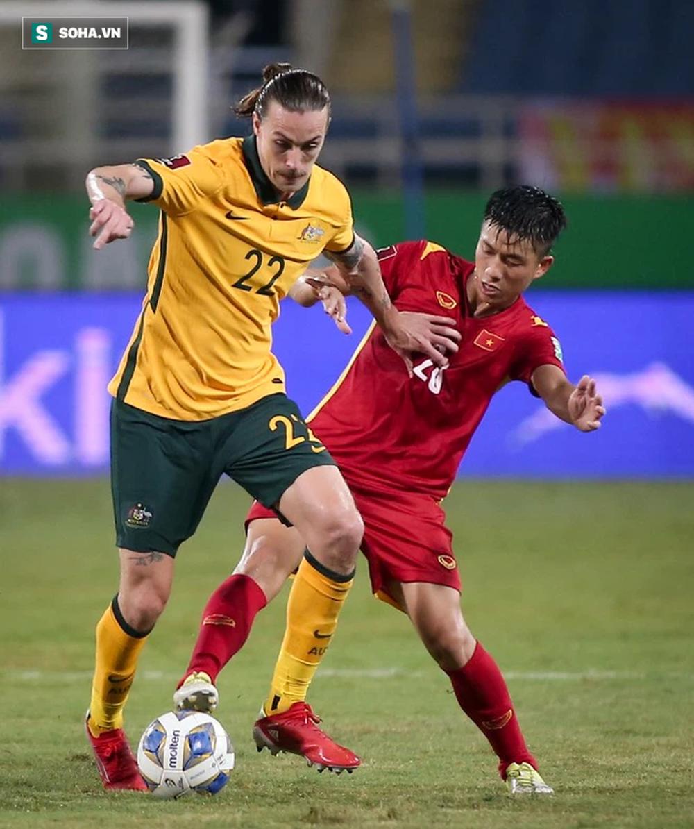 Australia đã đánh giá ĐT Việt Nam cao hơn Trung Quốc; thầy Park có đấu pháp rất hay - Ảnh 2.