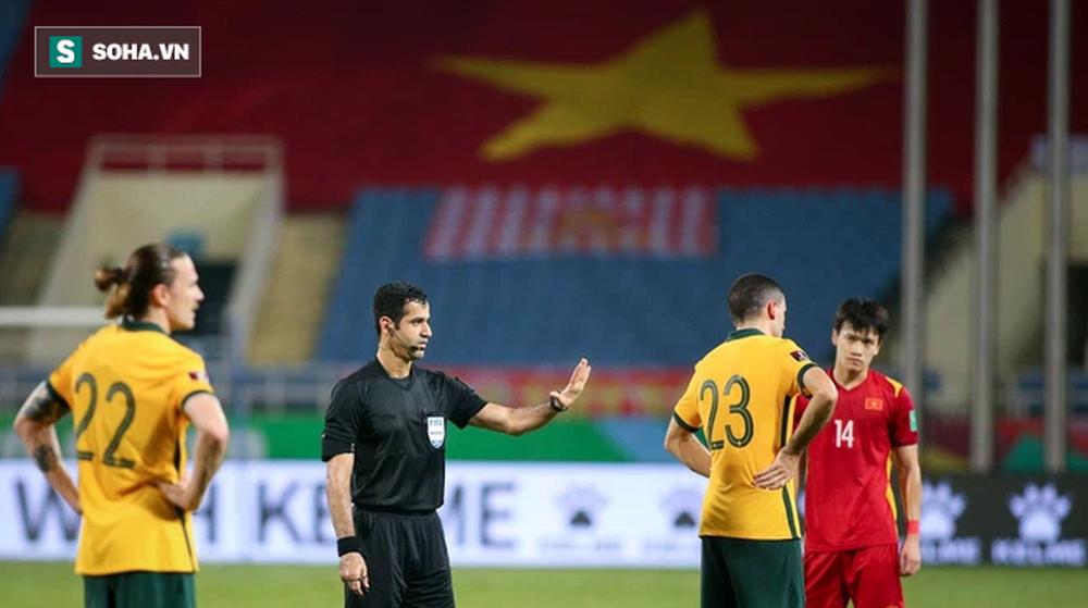 Đội tuyển Việt Nam 2 lần ôm hận bởi VAR, VFF gửi thư đề nghị FIFA kiểm tra công tác trọng tài - Ảnh 1.