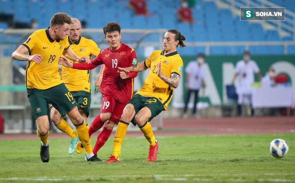 """Tuyển Việt Nam thua 2 trận liên tiếp, FIFA vẫn khen ngợi: """"Họ có màn trình diễn vô cùng quả cảm"""""""