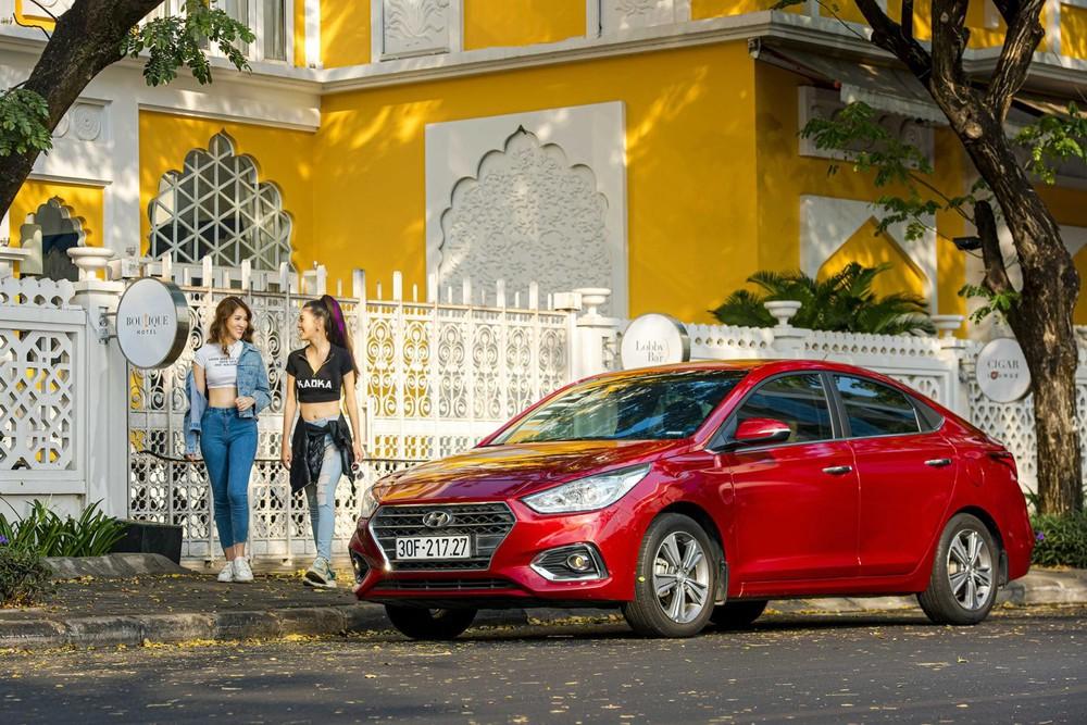 Soi mức độ ăn xăng của Toyota Vios, Hyundai Accent, Honda City - Có một điểm hết sức ngạc nhiên! - Ảnh 4.