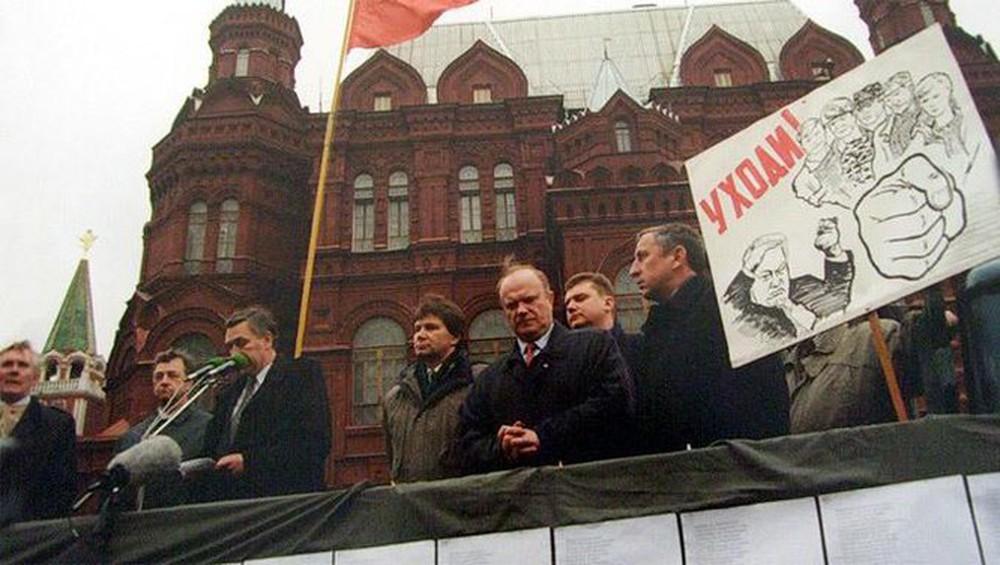 """Vì sao Đặc nhiệm """"Alpha"""" đã từ chối thực hiện mệnh lệnh giết người của Yeltsin? - Ảnh 5."""