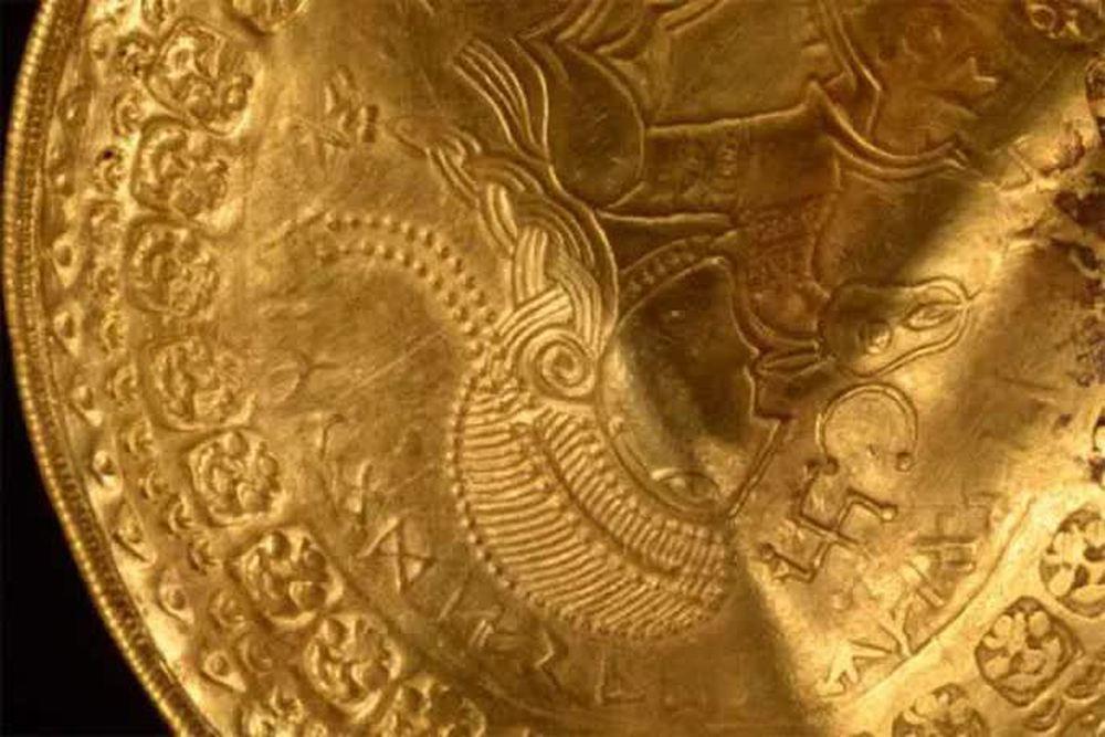 Dò kim loại, phát hiện kho báu đầy vàng lớn nhất đất nước - Ảnh 2.