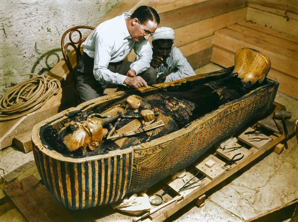 Phát hiện gây sửng sốt về lời nguyền xác ướp Ai Cập - Ảnh 1.