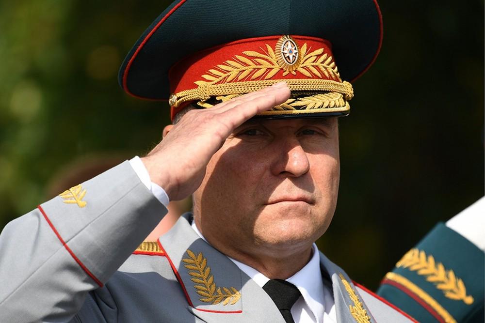 NÓNG: Đại tướng - Bộ trưởng Bộ Các tình trạng khẩn cấp Nga hy sinh bi thảm khi đang làm nhiệm vụ - Ảnh 2.
