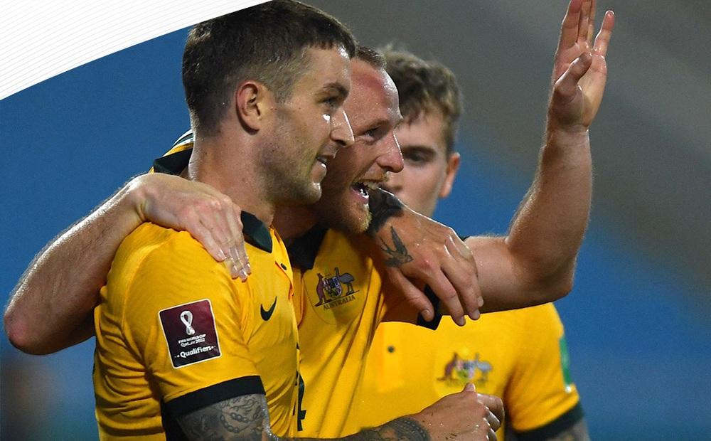 Thắng tuyển Việt Nam, Australia lập nên kỷ lục chưa từng có trong lịch sử bóng đá châu Á