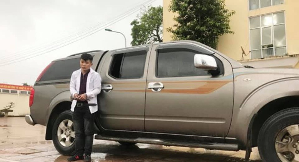 Trộm ô tô bán tải vượt gần 300km để gặp bạn gái quen qua mạng - Ảnh 2.