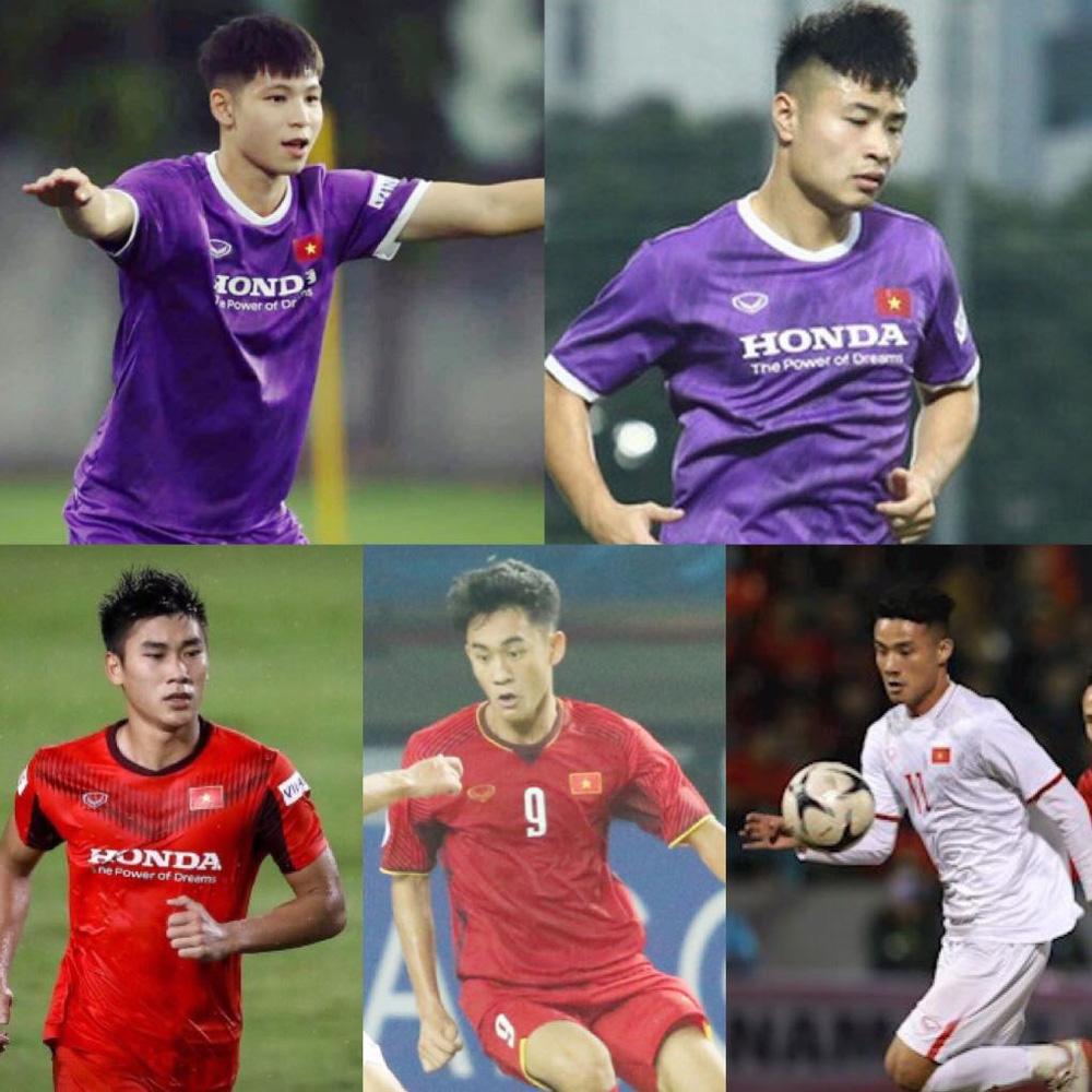 Nóng: Tiết lộ 5 cầu thủ U22 Việt Nam được HLV Park Hang-seo đôn lên ĐTQG - Ảnh 1.