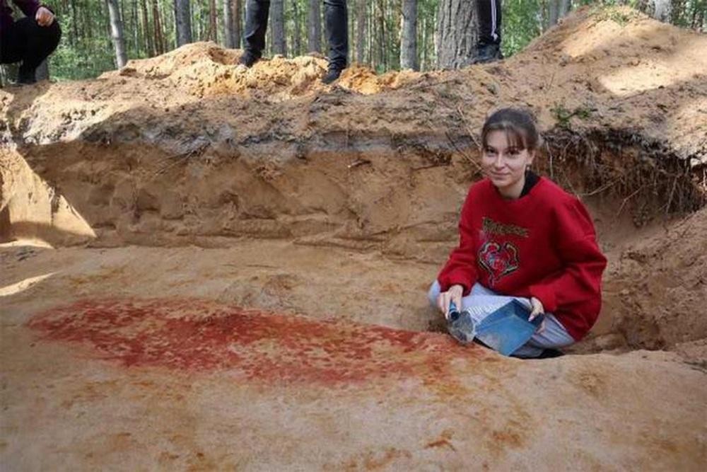 Mộ cổ chưa từng thấy: dùng châu báu thay đất chôn cất chiến binh - Ảnh 2.