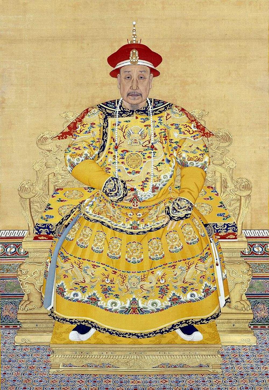 Tiểu sử vua Càn Long: 4 bí quyết trường sinh kỳ lạ - Ảnh 1.