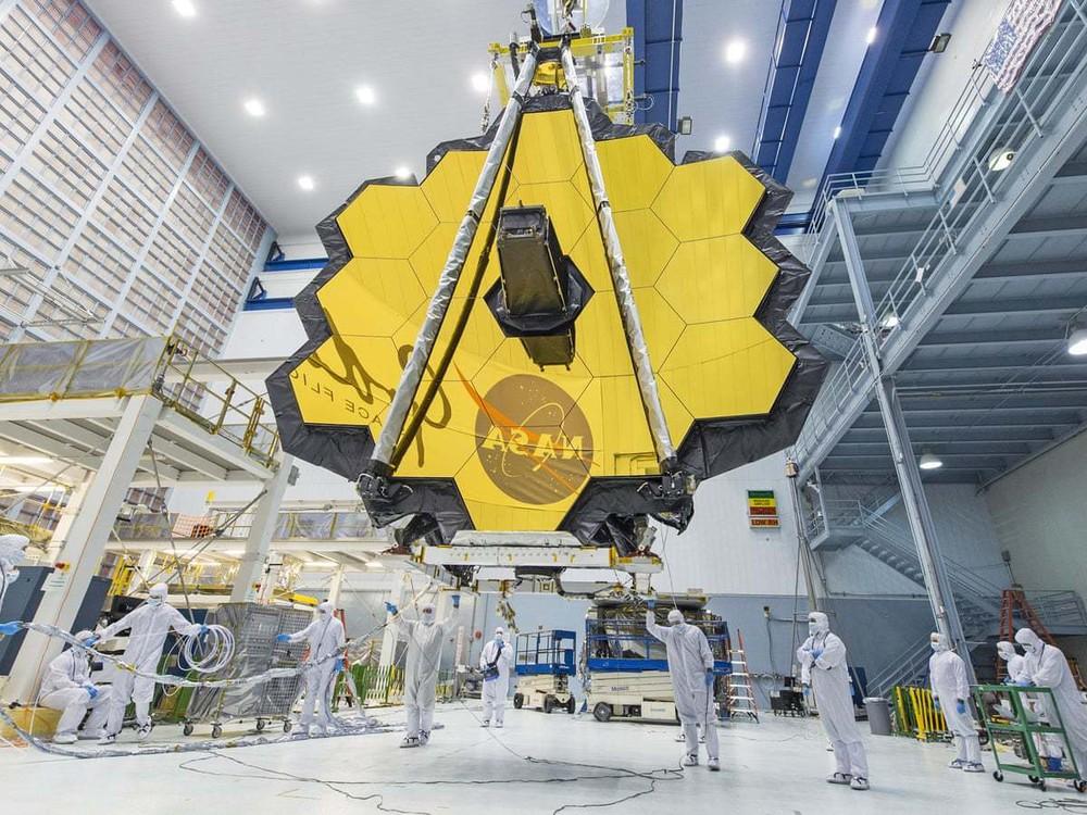 NASA phóng kính viễn vọng James Webb tiến gần đến việc mở khoá bí mật vũ trụ - Ảnh 1.