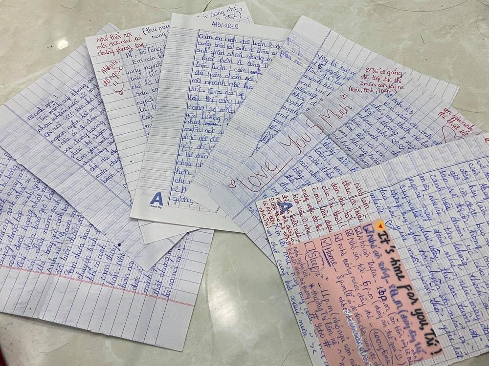 """Chuyện tình """"gà bông"""" của cặp đôi 10X được viết bằng hàng trăm lá thư tay - Ảnh 2."""