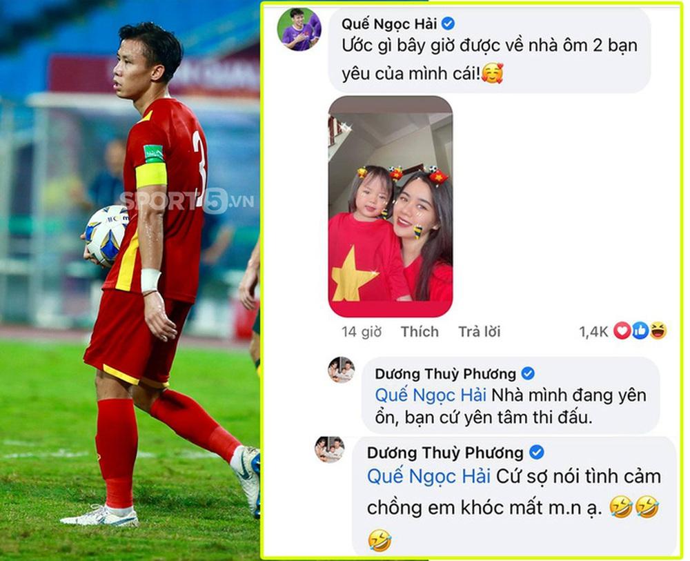 ĐT Việt Nam xả trại: Duy Mạnh háo hức vì được về nhà gặp con trai, Quế Ngọc Hải muốn về ôm vợ con - Ảnh 4.