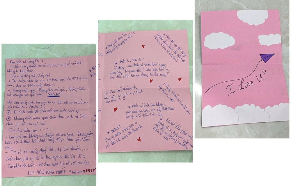 """Chuyện tình """"gà bông"""" của cặp đôi 10X được viết bằng hàng trăm lá thư tay - Ảnh 5."""