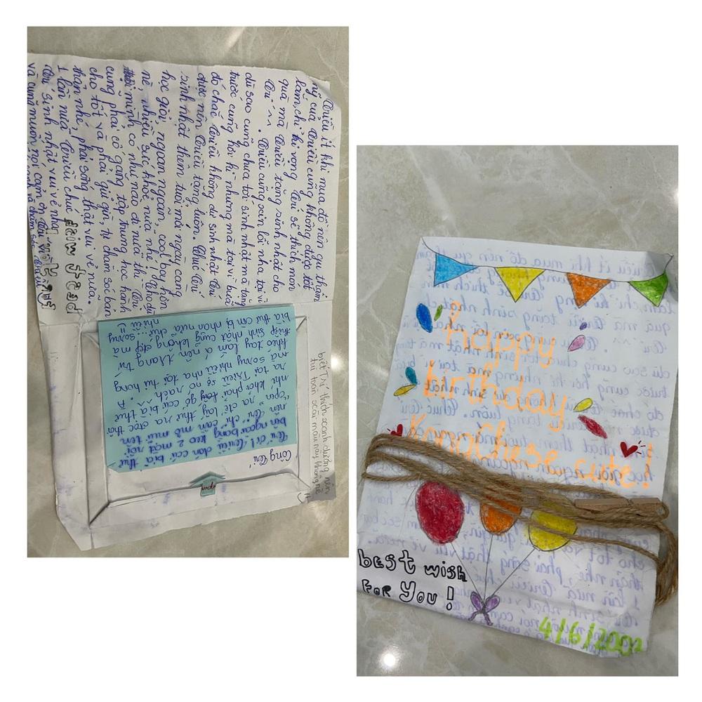 """Chuyện tình """"gà bông"""" của cặp đôi 10X được viết bằng hàng trăm lá thư tay - Ảnh 8."""