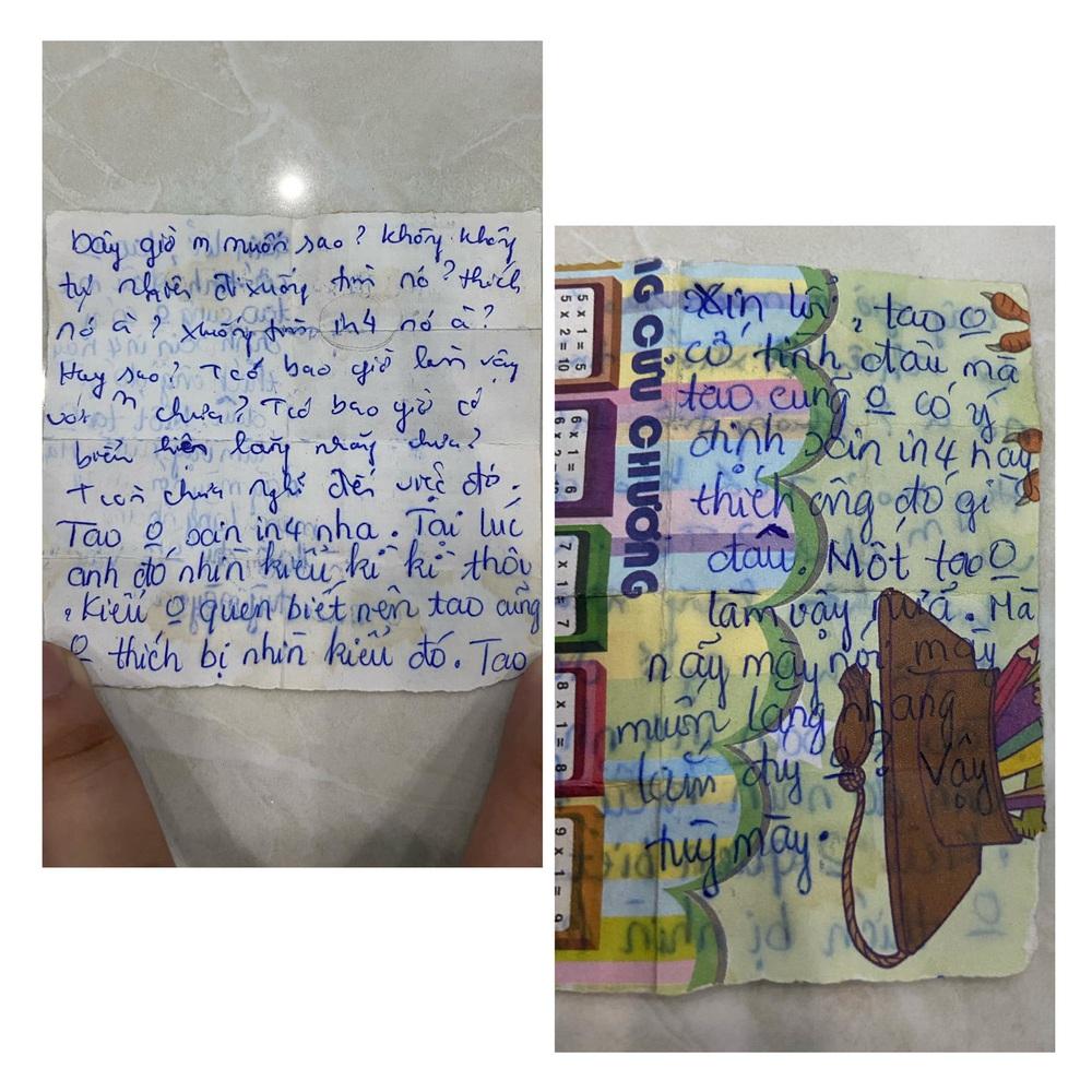 """Chuyện tình """"gà bông"""" của cặp đôi 10X được viết bằng hàng trăm lá thư tay - Ảnh 9."""