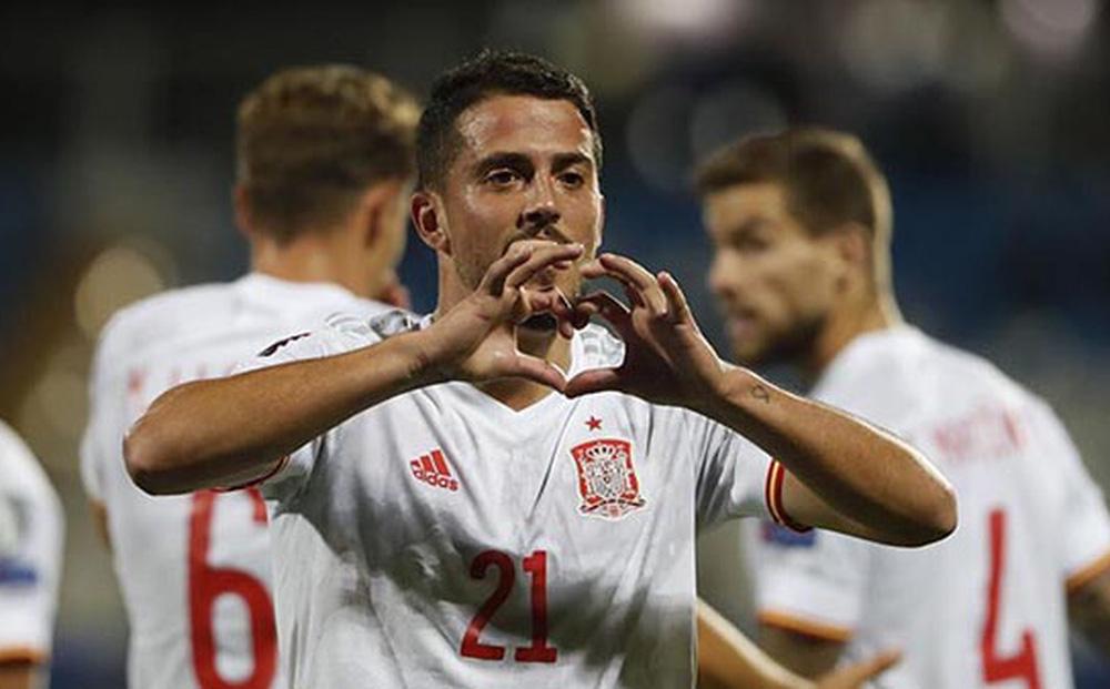 Kosovo 0-2 Tây Ban Nha: Niềm vui nhân đôi