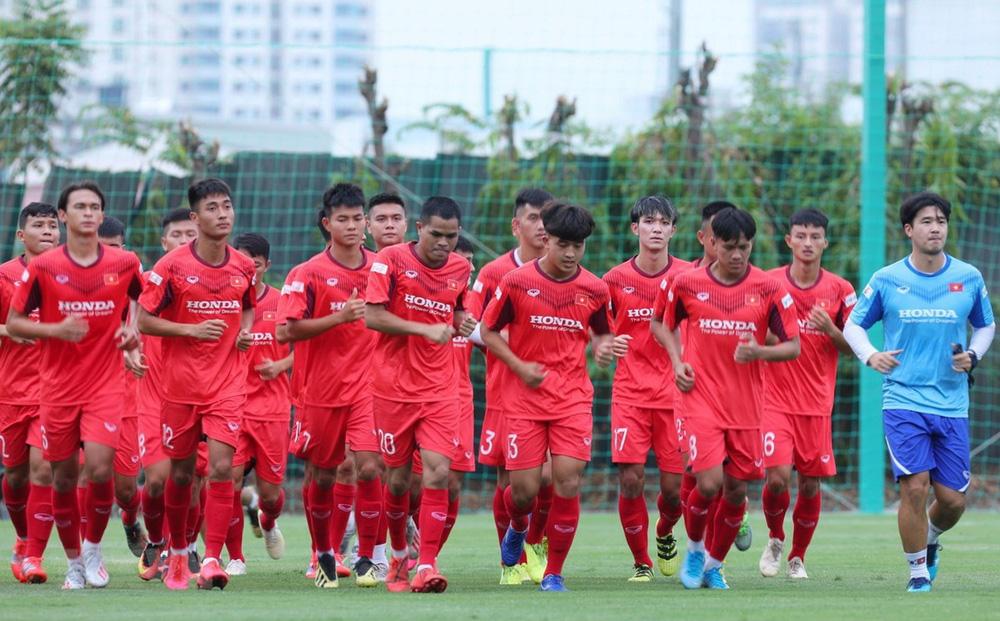 Nóng: Tiết lộ 5 cầu thủ U22 Việt Nam được HLV Park Hang-seo đôn lên ĐTQG