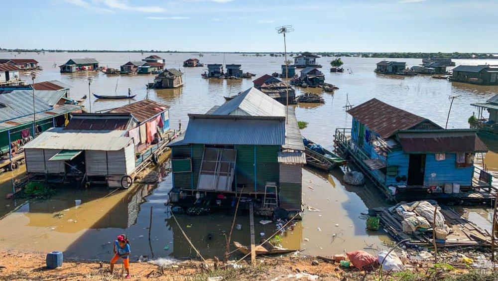 Trái tim của Campuchia đang thoi thóp, cần trợ sống: Nguyên nhân và điều cần làm ngay với TQ - Ảnh 1.
