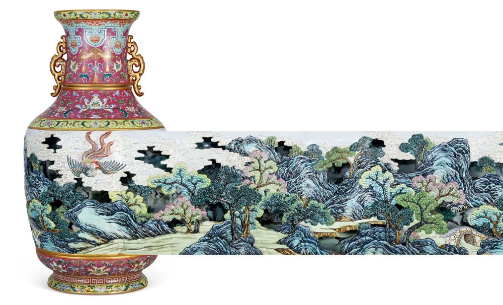 Bình sứ Càn Long lập kỷ lục đắt nhất thế giới: Hồ sơ kinh điển chứng minh con số 9.351 tỷ đồng! - Ảnh 9.