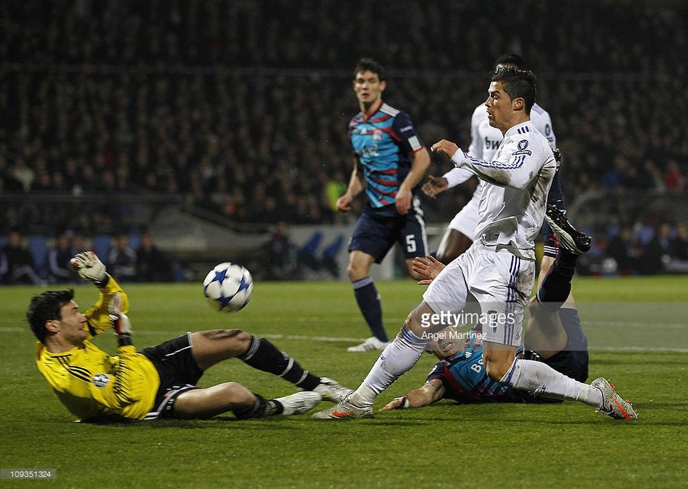 Đại ca tuyển Pháp sợ Ronaldo thế nào? - Ảnh 1.