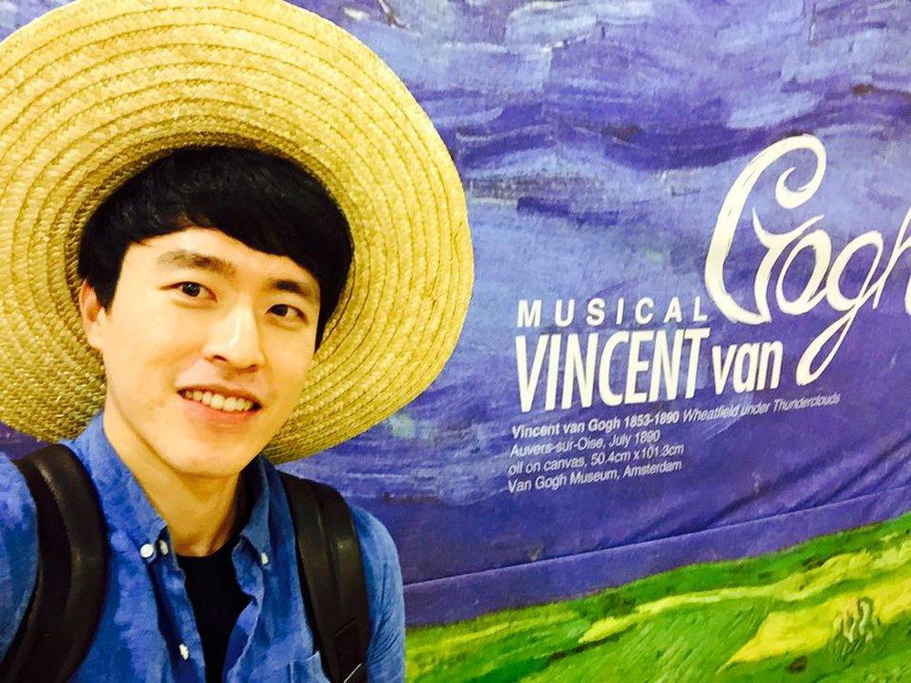 Lý do đặc biệt khiến chàng trai người Hàn học tiếng Việt - Ảnh 3.