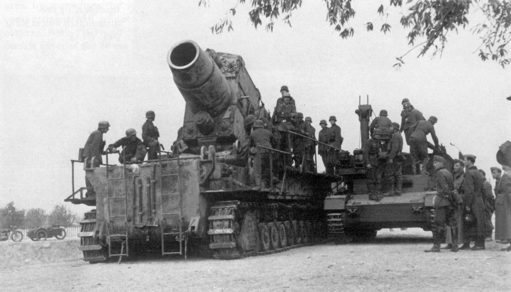 Những siêu vũ khí vô cùng kỳ quặc chỉ có Phát xít Đức mới nghĩ ra! - Ảnh 2.