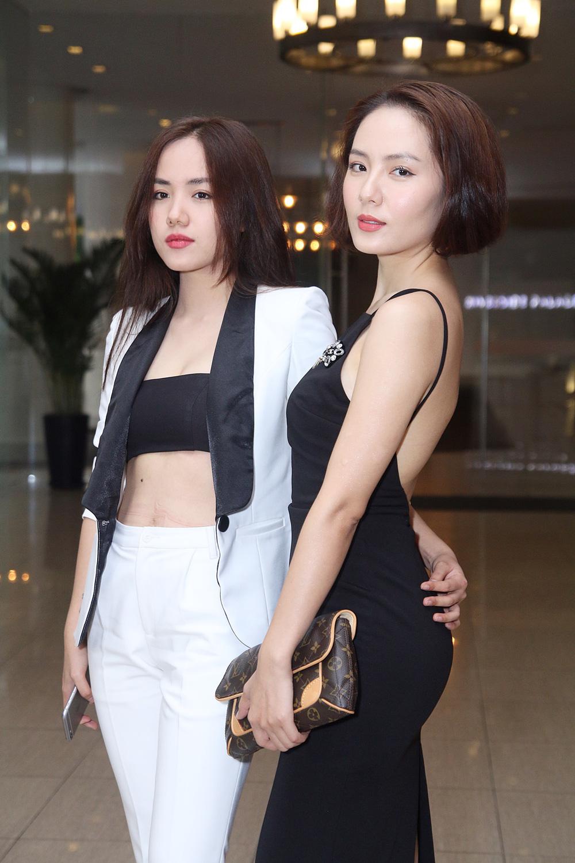 Chị em Phương Linh gợi cảm lấn át Thiều Bảo Trang - Ảnh 8.