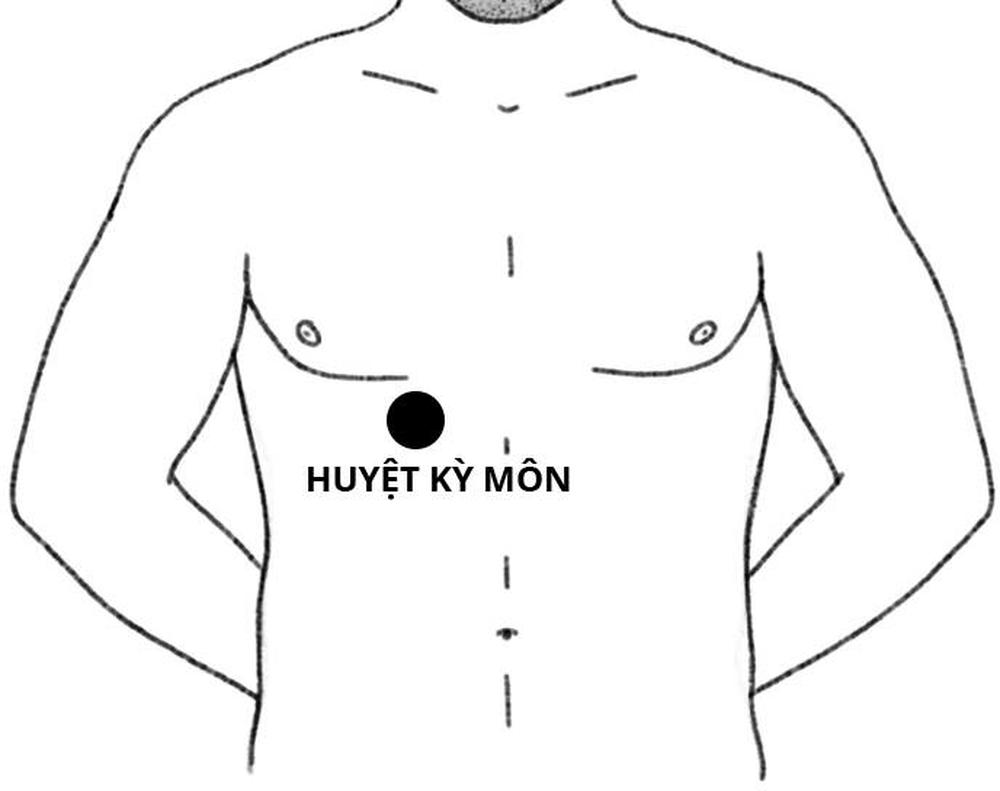 Cách bấm huyệt đơn giản giúp nam giới giải rượu, bổ gan - Ảnh 2.